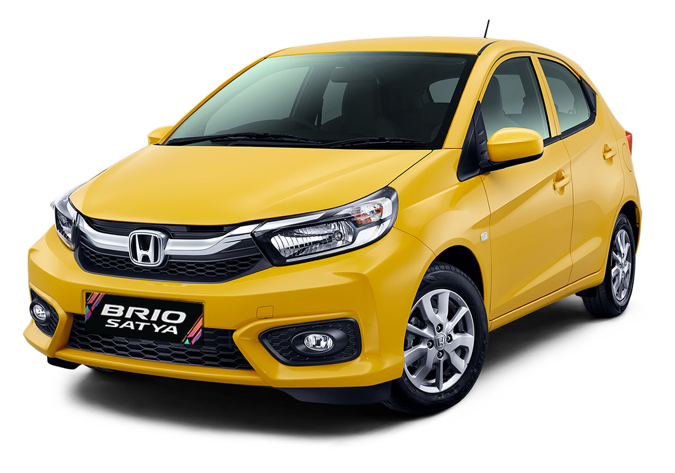 Honda All New Brio vs Daihatsu All New Sirion