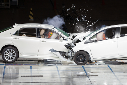 Crash Test Mobil