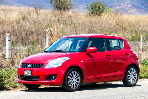 spesifikasi suzuki swift