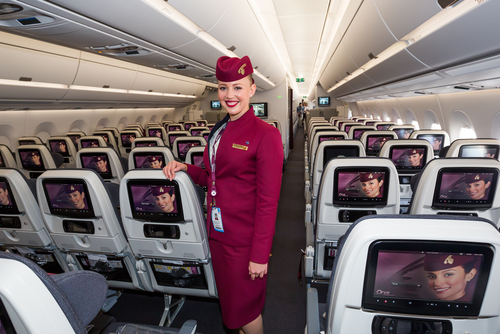 Kru Qatar Airways