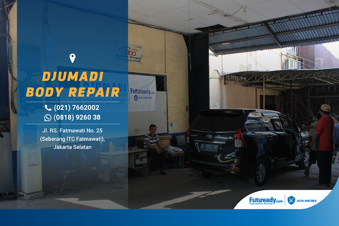 Djumadi Body Repair