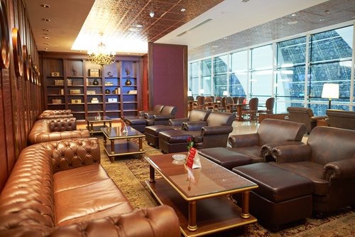 Lounge Emirates Airlines