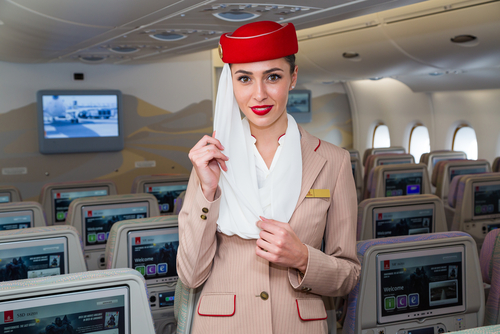 Kru Emirates Airlines