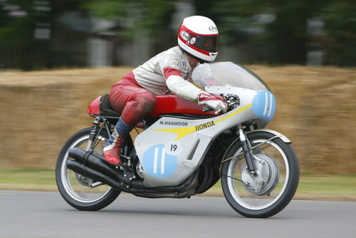 Mike Hailwood Pembalap MotoGP