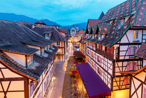 colmar tropical Genting Highland