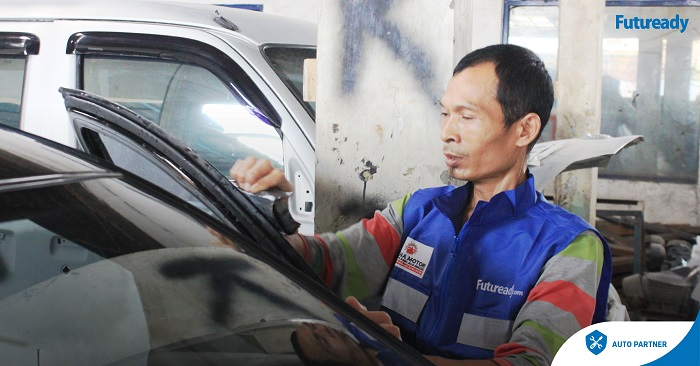 mahkota buana motor body repair