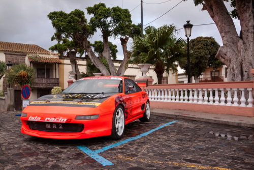 mesin toyota mr2