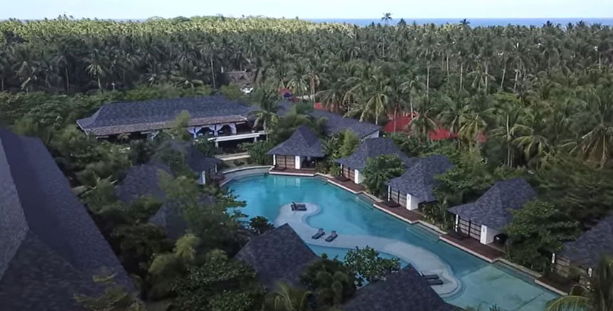 Siargao Island resort